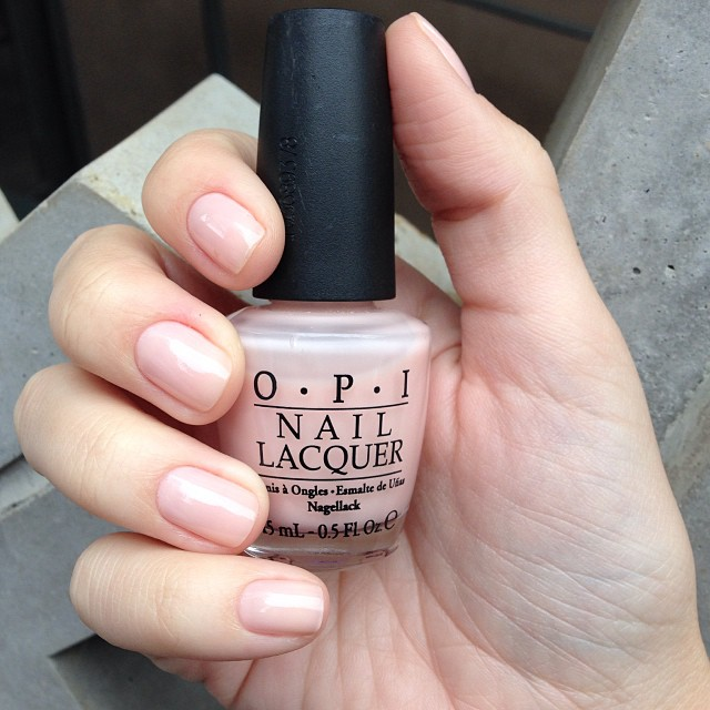 bubble bath opi