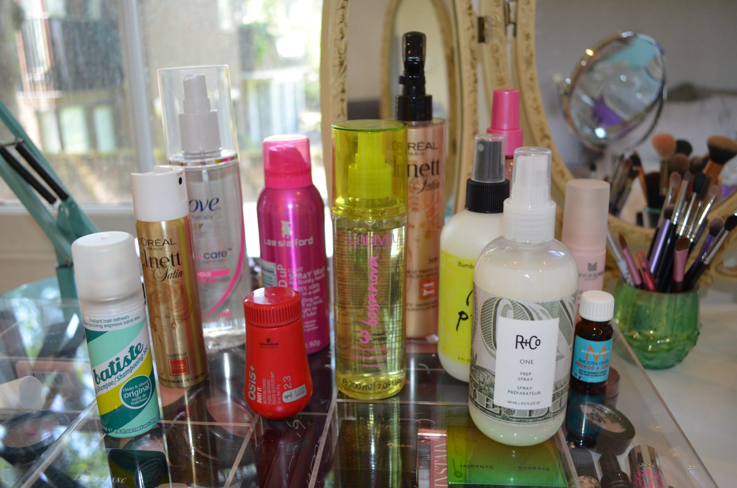 produtos cabelo parte 2