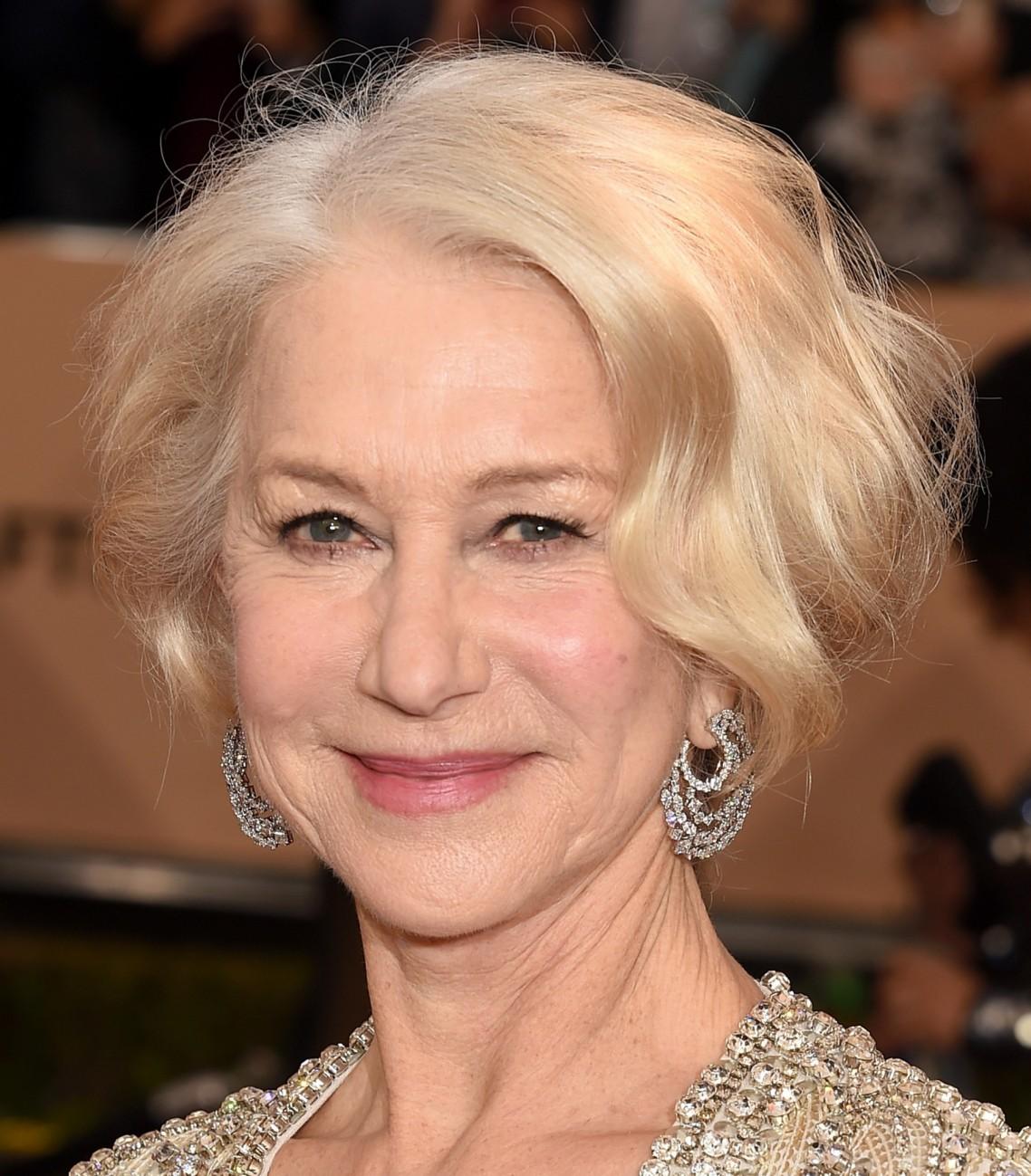 Make leve Helen Mirren SAG Awards