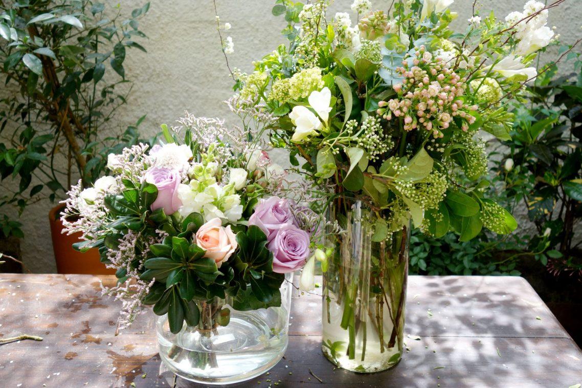 Tv Beyond Beaut Flower Arrangements How To Dia De Beaut