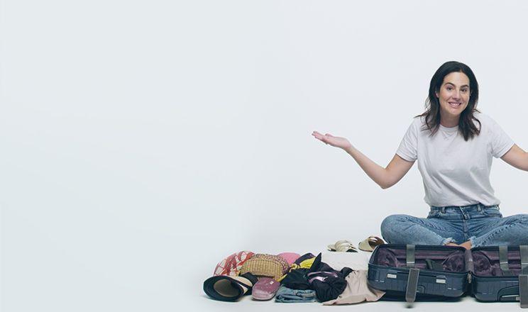 Como fazer uma mala de verão