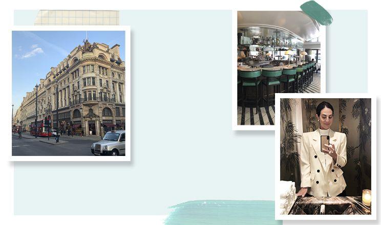 meus restaurantes favoritos em Londres