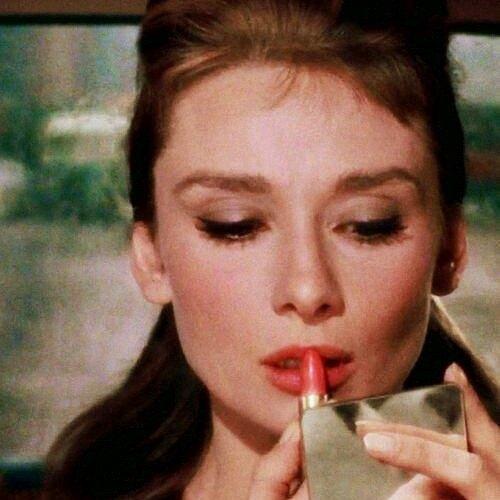 Inspiração Audrey Hepburn