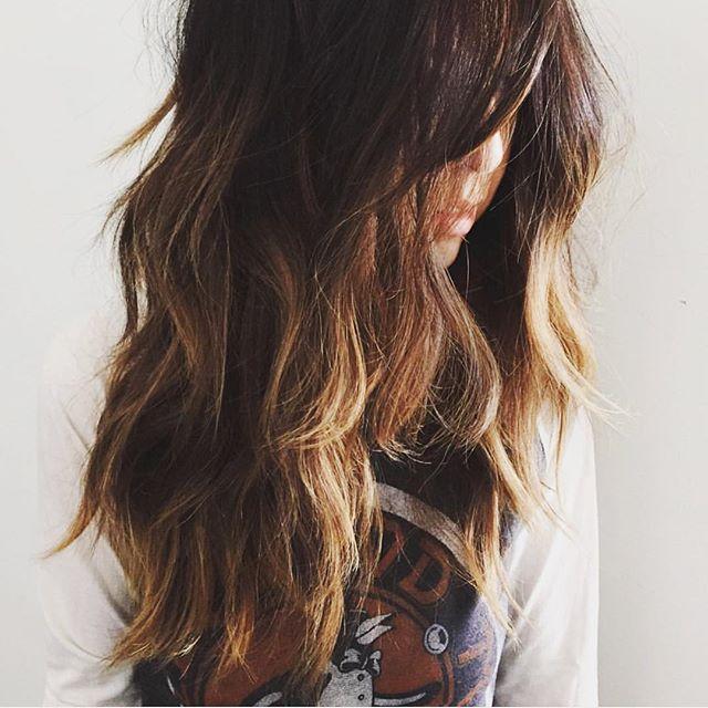 Corte de cabelo desfiado