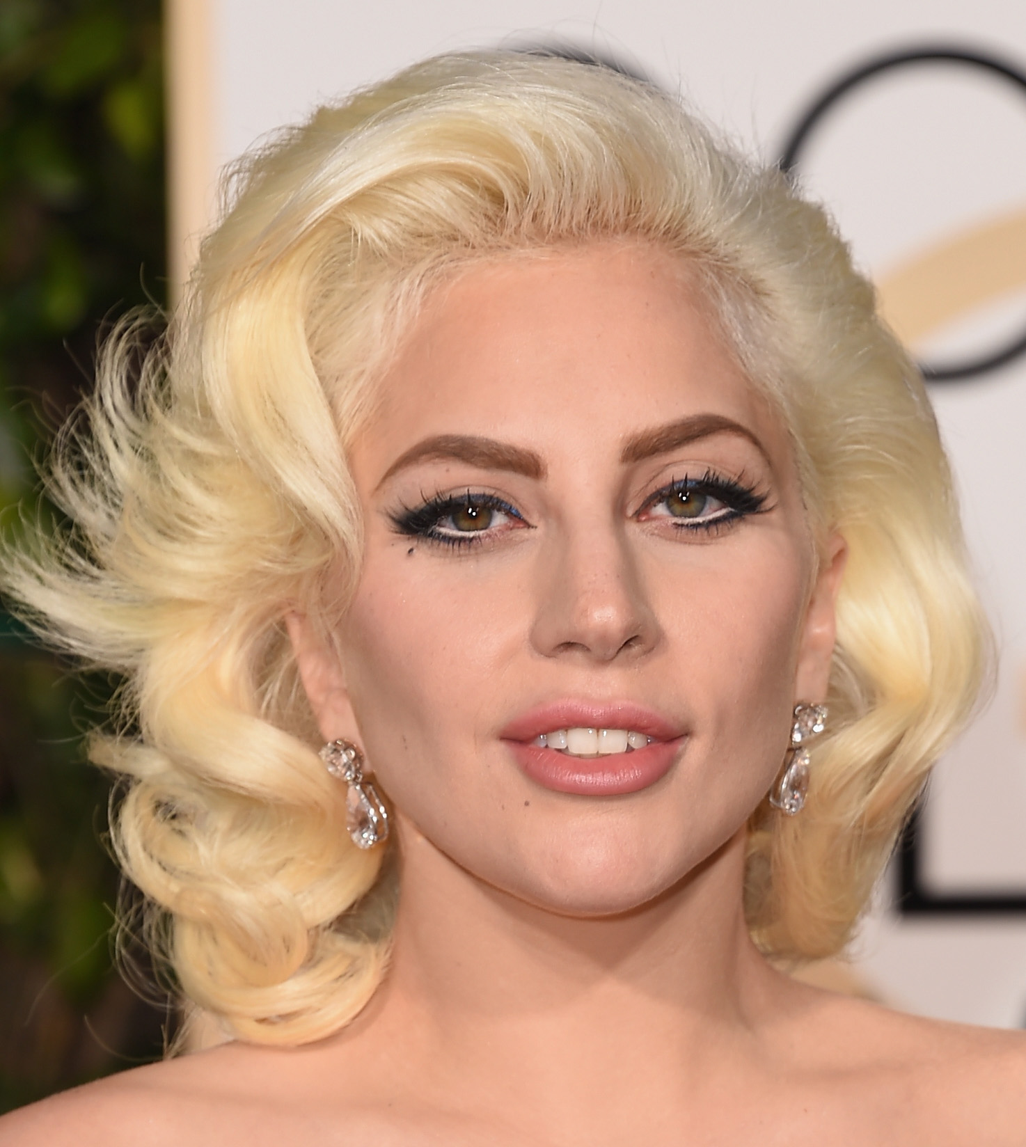 Lady Gaga no Golden Globes 2016