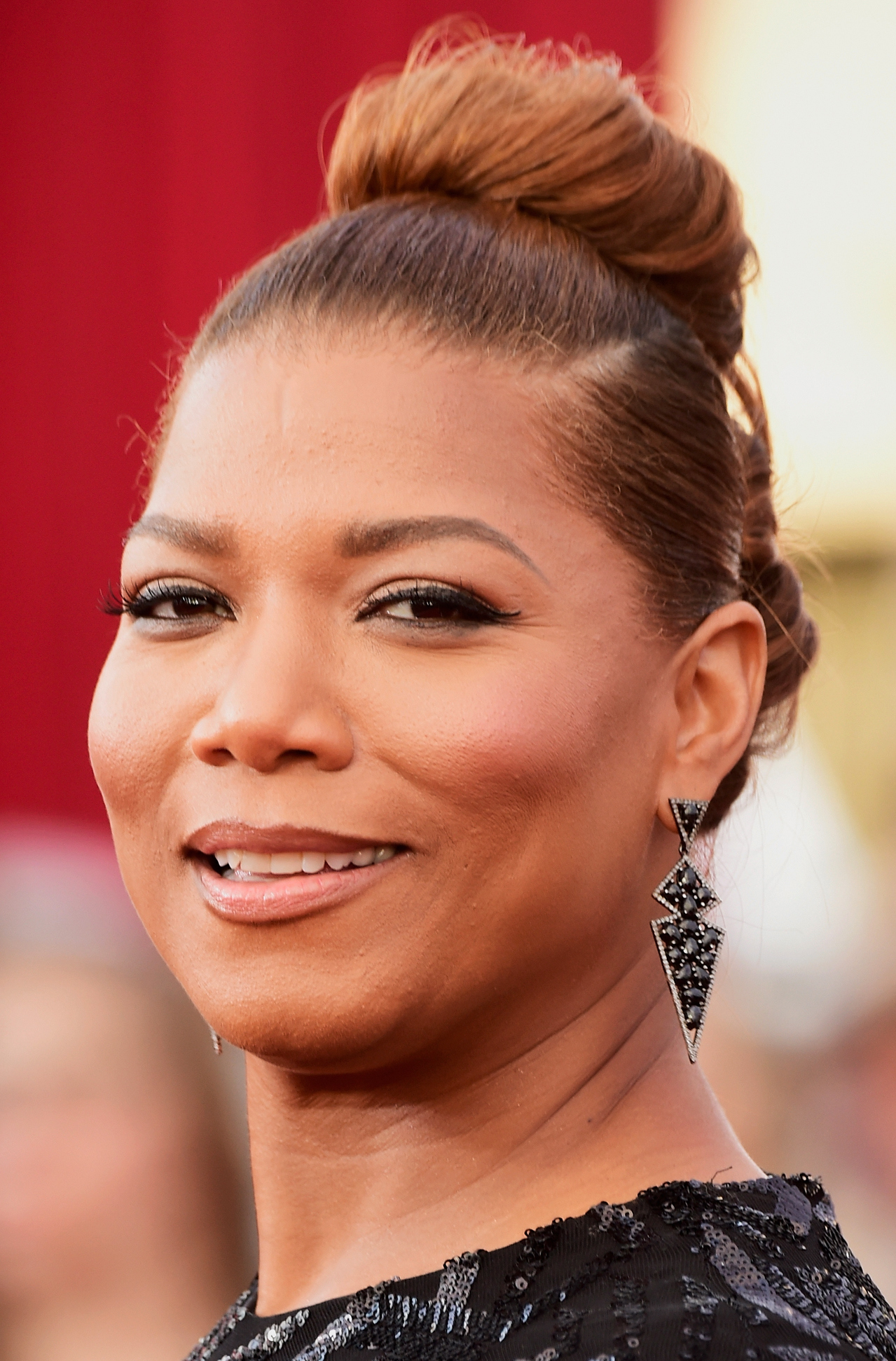 Coque alto Queen Latifah SAG Awards