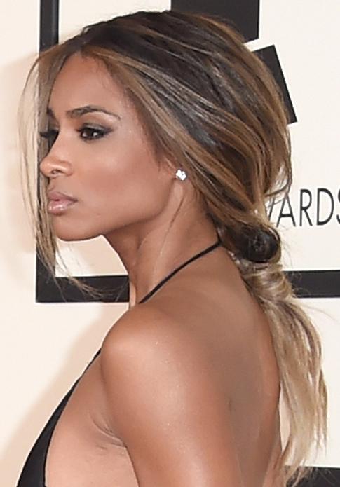 Cabelo Ciara Grammy 2016