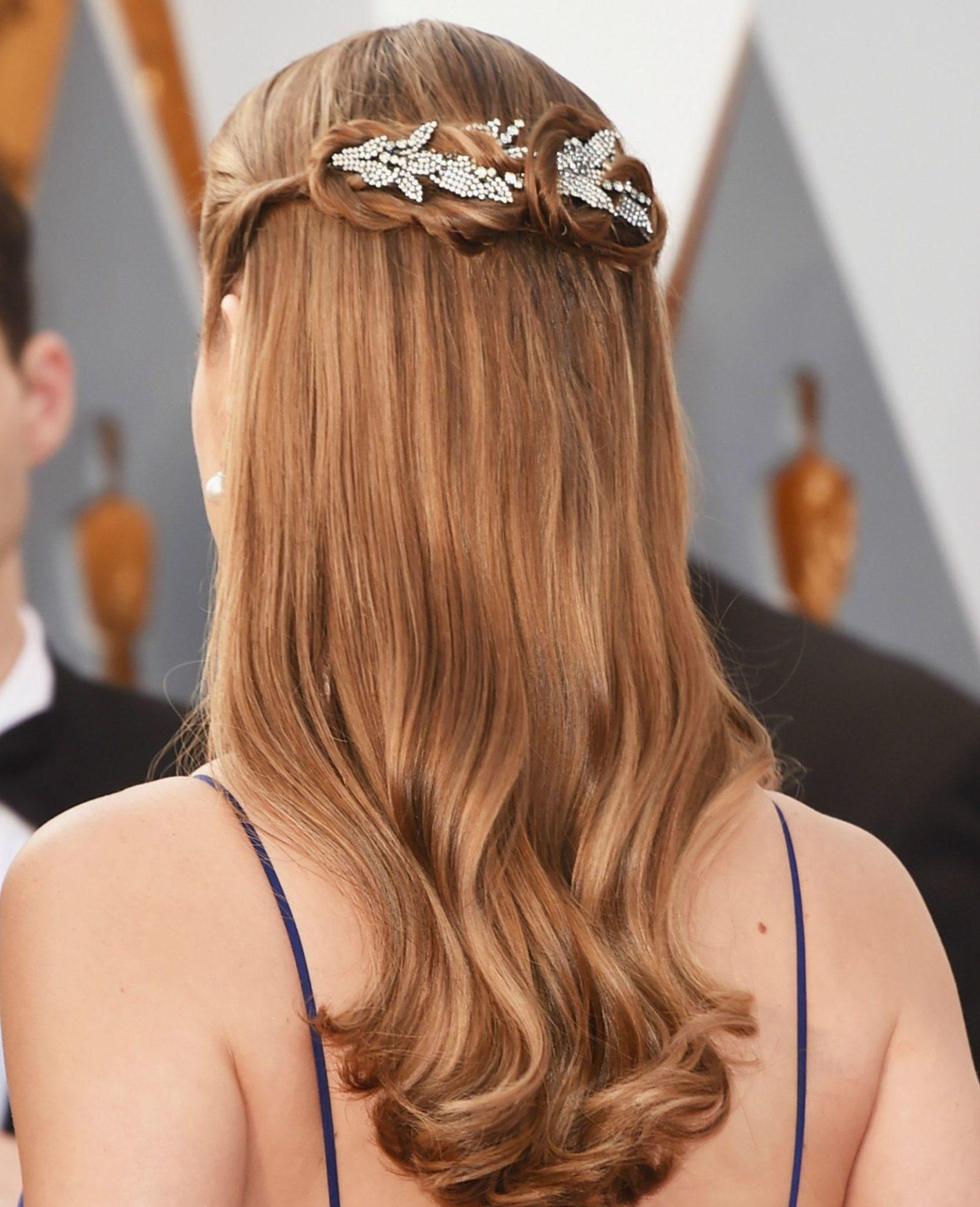 Meio preso Brie Larson Oscar 2016