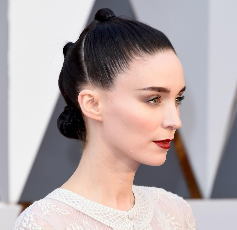 Rooney Mara cabelo Oscar 2016