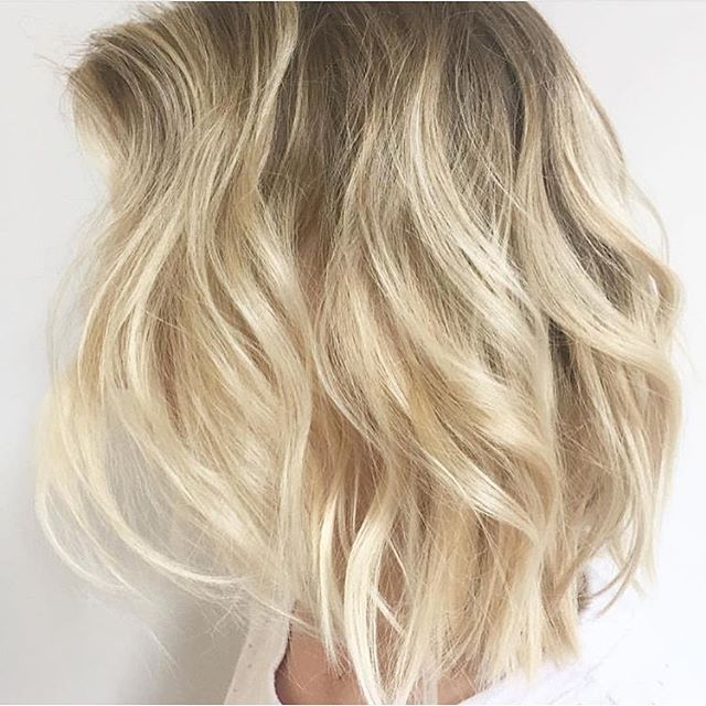 Inspiração cabelo loiro