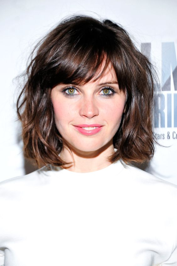 Short And Mid Length Hairstyles Dia De Beaute