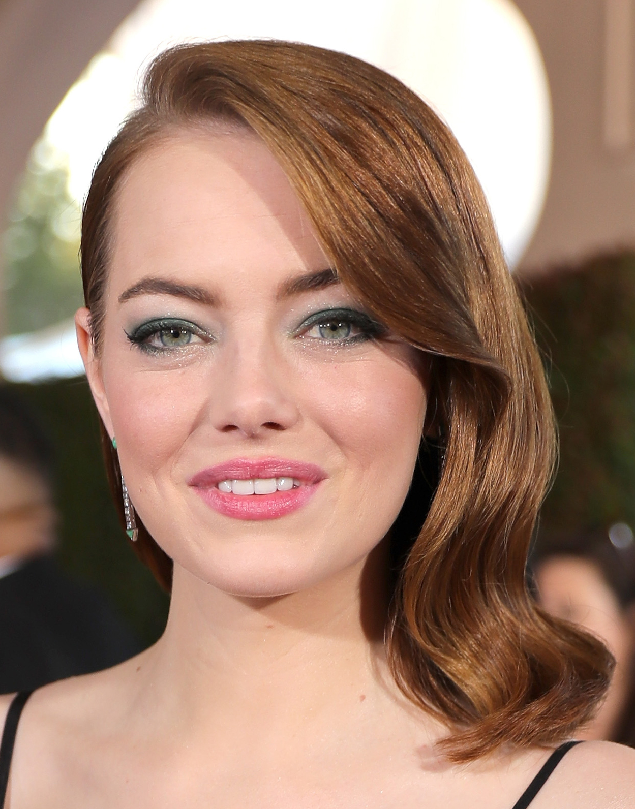 sag awards - emma stone